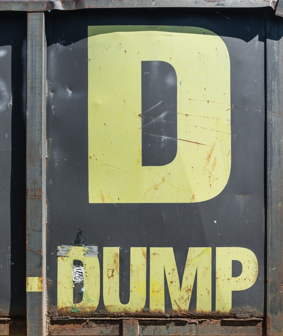 04172016 Dumpster Near Schoepfle Garden-15